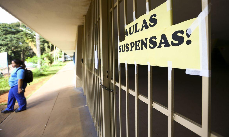 ESCOLAS CORONA VÍRUS SUSPENSÃO DAS AULAS ABATIMENTO DO VALOR DA MENSALIDADE